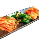 3 kind of kimchi